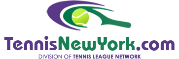NYC tennis league